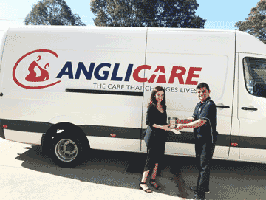 dairy products events - donates to Anglicare