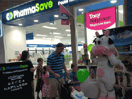dairy products events - Pharmasave