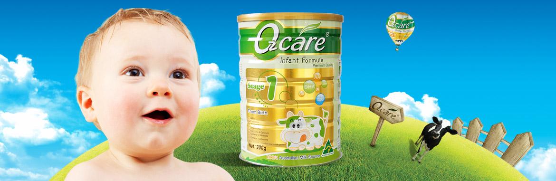 infant formula - stage 1